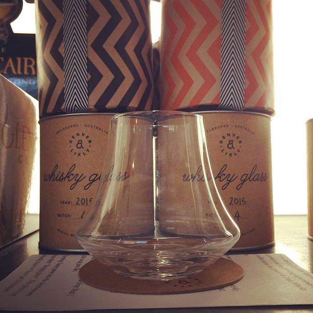 Denver & Liely hand-blown whisky glasses