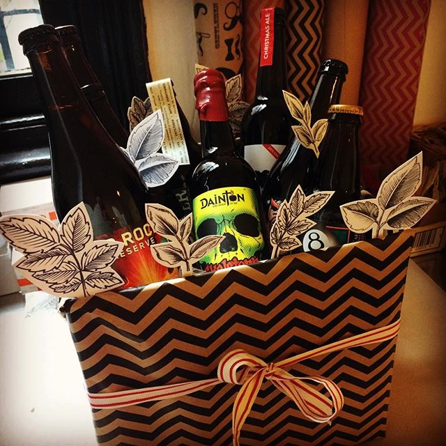 Craft Beer, Cider & Whisky Gift Packs