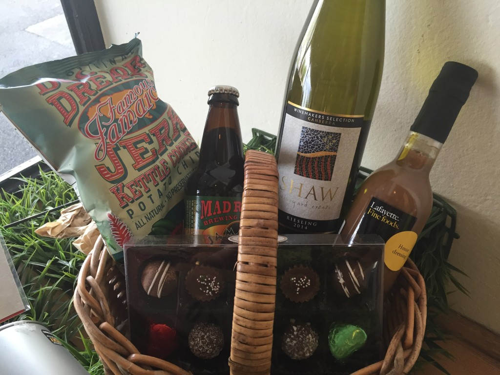 March Hamper