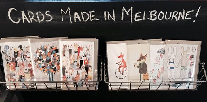 Greeting Cards - Made in Melbourne